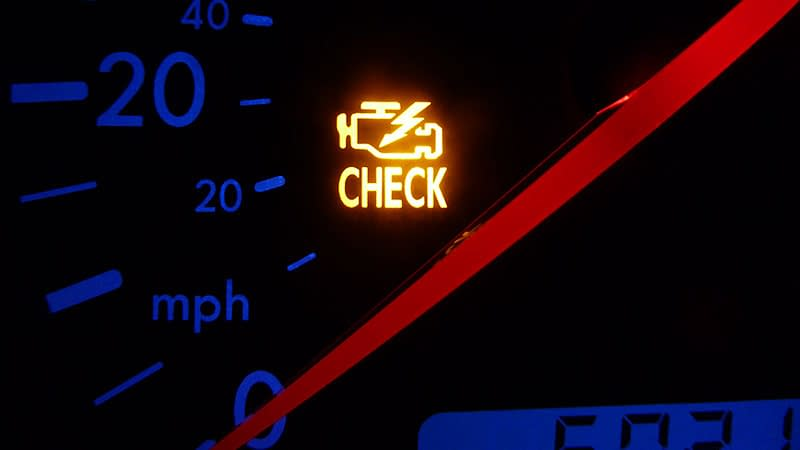 Service Engine Light Indicates A Significant Service Issue Or Malfuntion